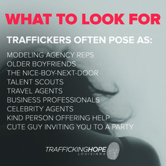 c1f81205da30a69c8b7320b73b07cd1b--human-trafficking