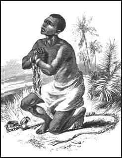 Captured African Slave