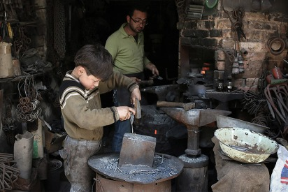 syrian-child-labor