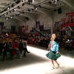 2017 FW Prada Men's and Women's Show - Continuous Interior