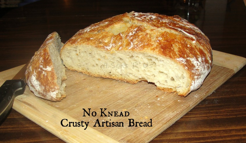 no-knead-crusty-artisan-bread