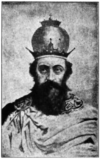 Wikipedia Pic 11-King of Galicia and Volhynia (King of Ruthenia-Yurko_Shkvarok_Istoriya_Ukrajiny-Rusy_virshamy-11