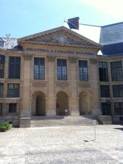 Bibliotheque Mazarine 7